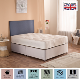 MEMORY 1000 DIVAN BED Options from -