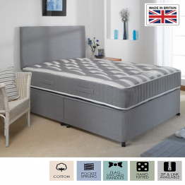 ORTHO WILTSHIRE 1000 DIVAN BED Options from -