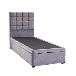 DIVAN OTTOMAN SINGLE BASE ONLY END OPENING Options