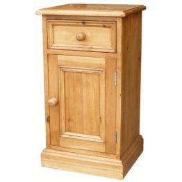 Reclaimed Bedroom Bed Cabinet RH Door