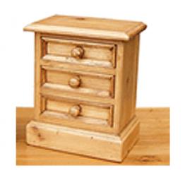 Reclaimed Bedroom Z-Trinket Box (Small)