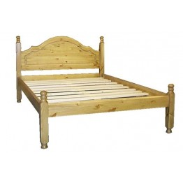 5ft Cottage Pine Low End Bed