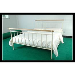 5ft Gemma Metal Bed (Kingsize)