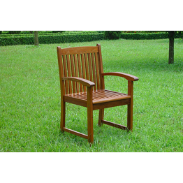 Kingston  Garden 1 Seater Arm Chair
