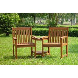 Kingston Love Seat - Corner
