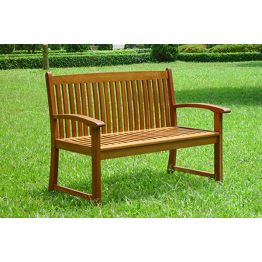 Kingston Garden 2 Seater Bench